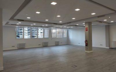 Oficina exclusiva en Orense 10. Zona de Negocios de Madrid